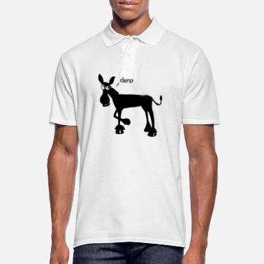 Donkey Donkey - Men's Polo Shirt