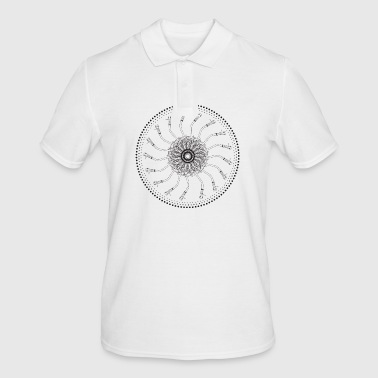 turntable mandala 1200 - Polo da uomo