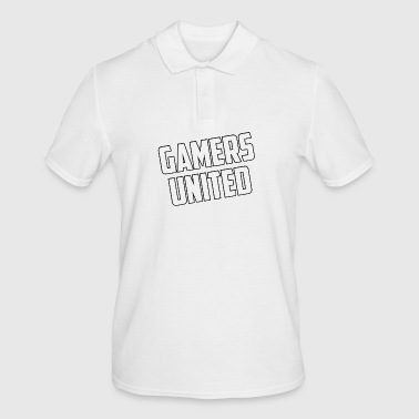 Gamer United - Polo da uomo