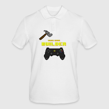 Video Game Builder! - Men's Polo Shirt