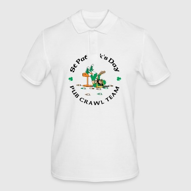 Irish Pub Crawl Team - Men's Polo Shirt