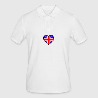 Made in UK - Männer Poloshirt