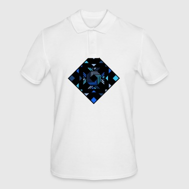 Abstract - Men's Polo Shirt