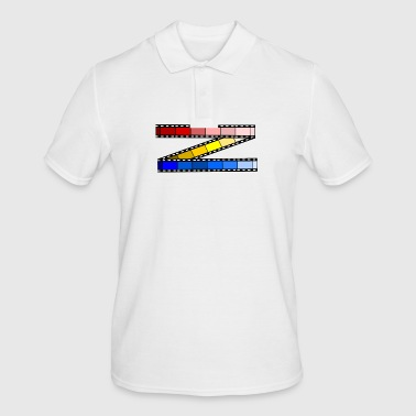 color film - Men's Polo Shirt