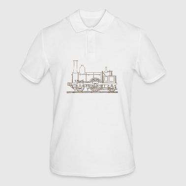 Locomotive - Men's Polo Shirt