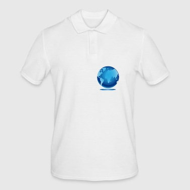 earthwith ART Planet Climate Design Museum - Men's Polo Shirt