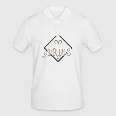 Aries Aries April Aries - Men's Polo Shirt