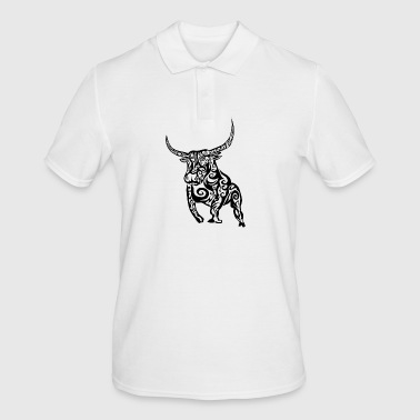 Fighter The bull - Men's Polo Shirt