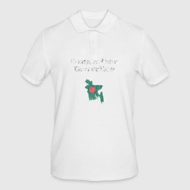 Bangladesh Traveler - Men's Polo Shirt