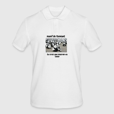 manif - Polo Homme
