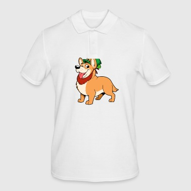 Dog Leprechaun - Men's Polo Shirt