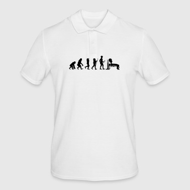 Cross Fit Evolución del atleta regalo de la camiseta Cross Fit - Polo hombre