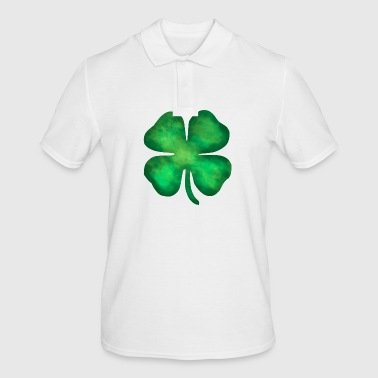Shamrock Acquerello - Polo da uomo