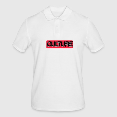 Culture - Polo Homme