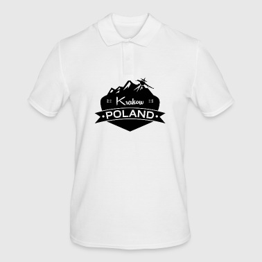 Krakow Poland - Men's Polo Shirt