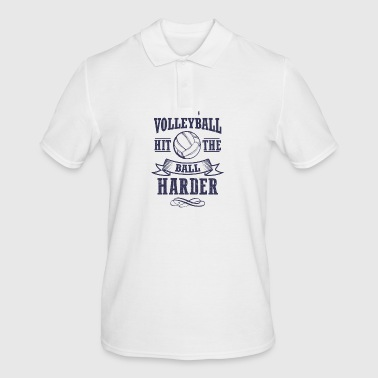 Beach Volley Club Club Balle de Balle de Sport - Polo Homme
