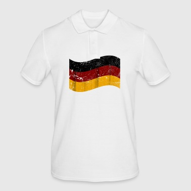 Germany champion flag gift idea - Men's Polo Shirt