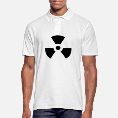 Radioactive radioactive - Men's Polo Shirt
