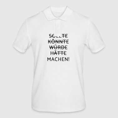 Motivation - motivation - Herre poloshirt