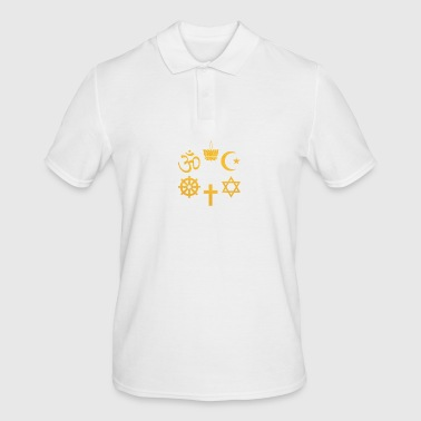 religious freedom - Men's Polo Shirt