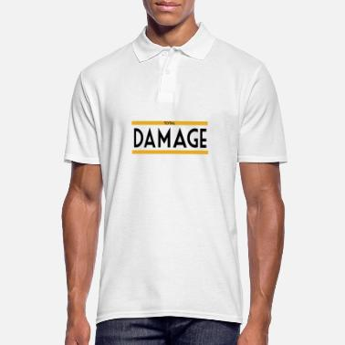 Total Total Damage - Men's Polo Shirt