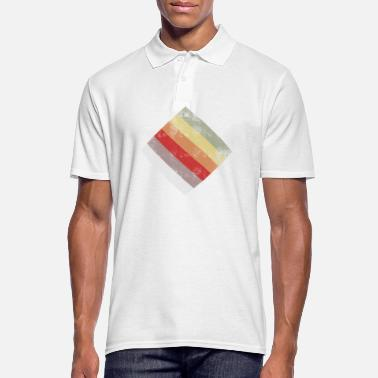 Rectangle rectangle - Polo Homme