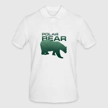 Polar Bear Polar Bear Polar Bear Ursus Polar Polar Bear Gift - Men's Polo Shirt