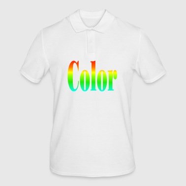 couleur - Polo Homme