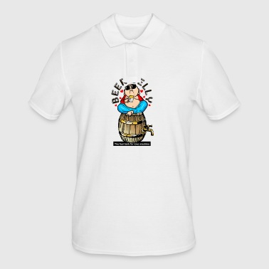 Belly Beer Belly - Men's Polo Shirt