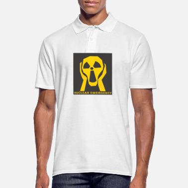 Nuclear nuclear emergency - Men's Polo Shirt