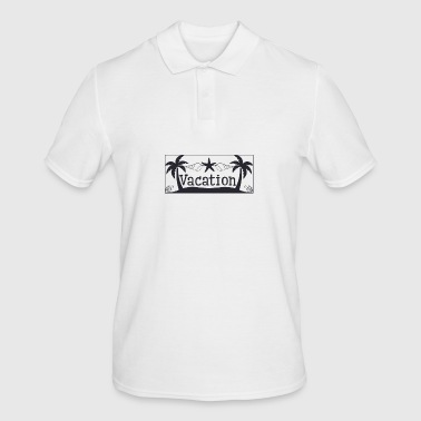 Vacation Vacation - Vacation - Men's Polo Shirt