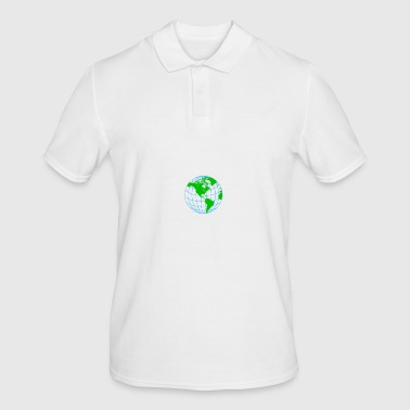 Digital Nomad - My workplace - Men's Polo Shirt