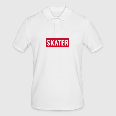 Skater ha perforato - Polo da uomo