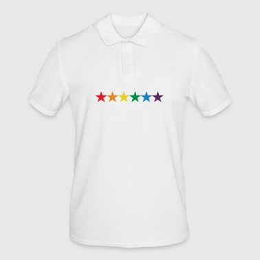 LGBT we are all people proud of gift - Men's Polo Shirt
