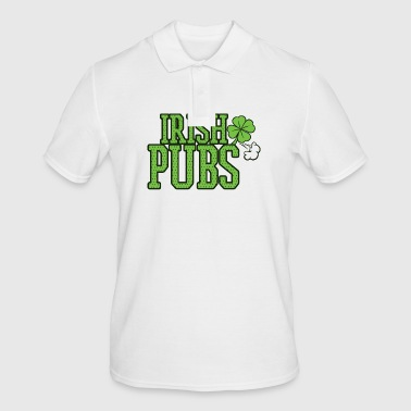 Irish pubs - Men's Polo Shirt