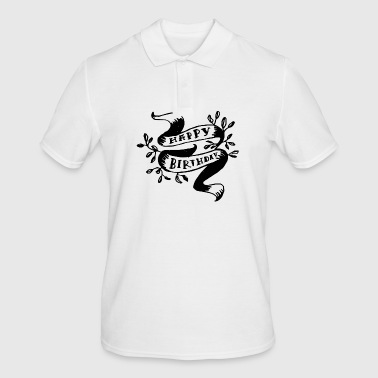 Cool Happy Birthday Birthday Gift - Herre poloshirt