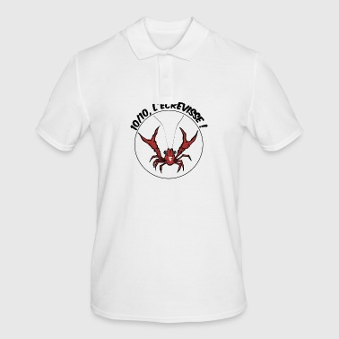 10 out of 10, crayfish! - Men's Polo Shirt