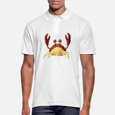 Crabe cancer - Polo Homme