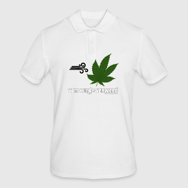 Wind WINDED BY THE WIND - Men's Polo Shirt