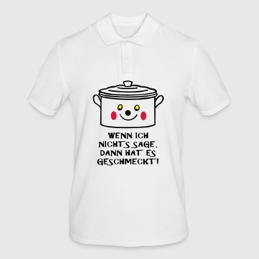 It was tasty! - Men's Polo Shirt