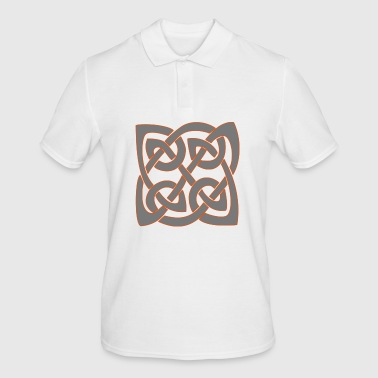CELTIC NODE Celtic drawing - Men's Polo Shirt