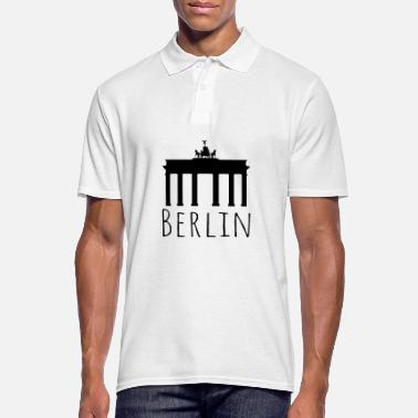 Brandenburg Gate Brandenburg Gate - Men's Polo Shirt
