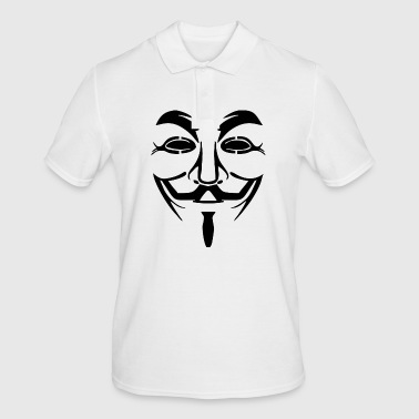 ANONYMOUS - Polo Homme