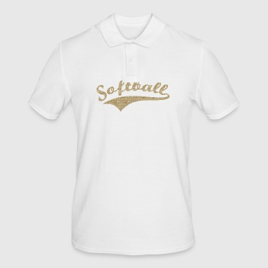 softball v1 - Polo Homme
