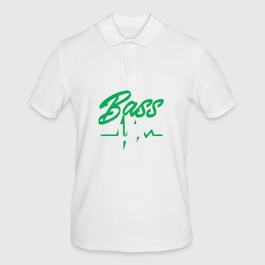 Turn The Bass Up - Men's Polo Shirt