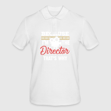 Film director - Men's Polo Shirt