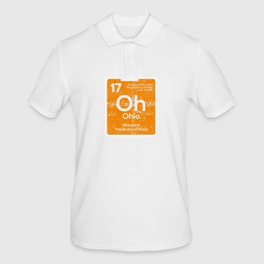 Oh Ohio Periodic Table - Men's Polo Shirt