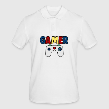console gamer - Polo Homme