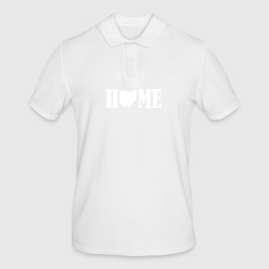 Ohio Home gift for Ohio Lovers - Men's Polo Shirt