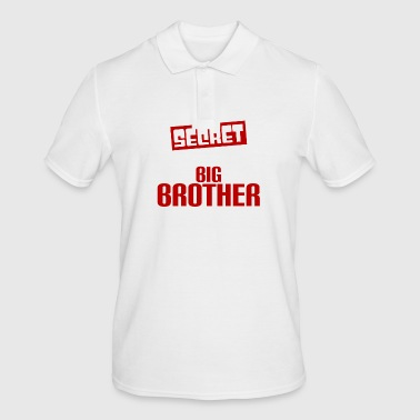 Big Brother, heren, jongens, jongens - Mannen poloshirt